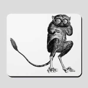 Vintage Lemur Mousepad