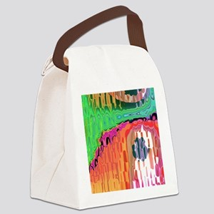 Meddle A SC Canvas Lunch Bag