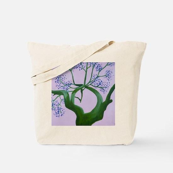 Plain Chachalaca Tote Bag