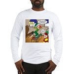 Elf Launch Long Sleeve T-Shirt