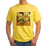Elf Launch Yellow T-Shirt