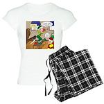 Elf Launch Women's Light Pajamas