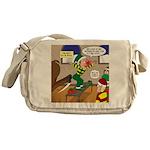 Elf Launch Messenger Bag