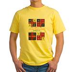 Flags of the Irish Brigade / Yellow T-Shirt
