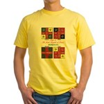 Flags of the Irish Brigade / Yellow T-Shirt