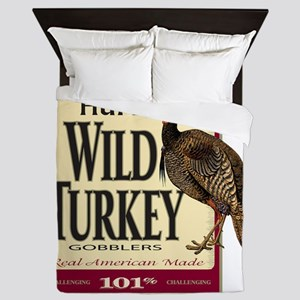 Hunt Wild Turkey Queen Duvet