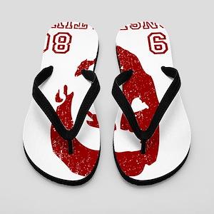 1e91ac577278 Old School Conservative Flip Flops