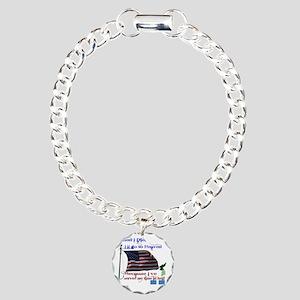 When I Die... Korea Charm Bracelet, One Charm