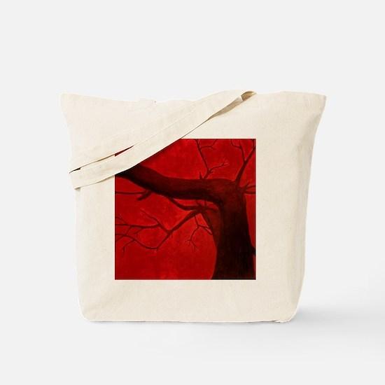 Rufous Sided Towhee Tote Bag