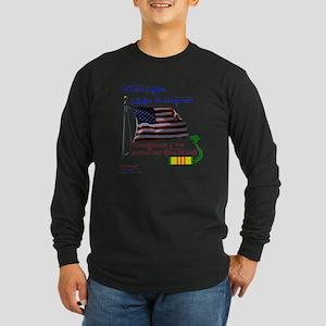 When I Die... Vietnam Long Sleeve Dark T-Shirt