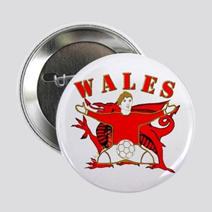 "Wales football celebration 2.25"" Button"
