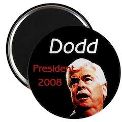 Senator Dodd for President 2008 Magnet