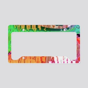 Meddle A SB License Plate Holder