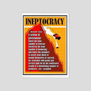 Ineptocracy 5'x7'Area Rug