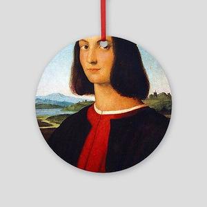 Pietro Bembo - Raphael Round Ornament