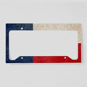 REC_PILLOWc License Plate Holder
