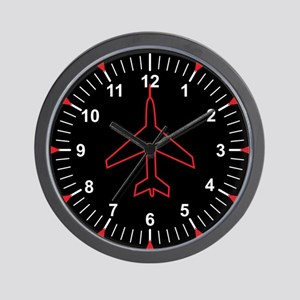Heading Indicator Clock Wall Clock