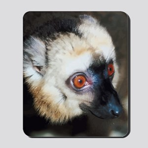 Cute Lemur Mousepad