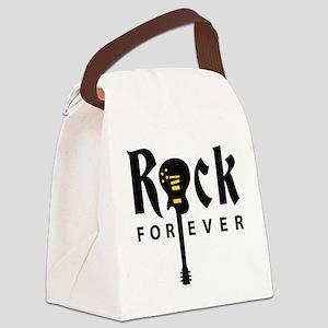rock guitar Canvas Lunch Bag