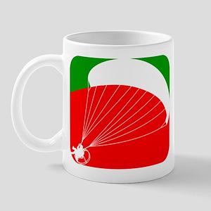 Paramotor - Italy Paramotor Logo Mug