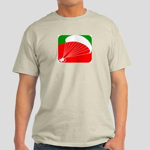 Paramotor - Italy Paramotor Logo Light T-Shirt
