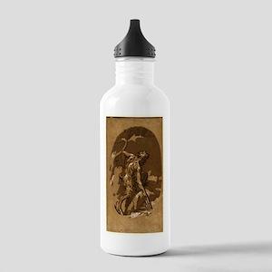 Pan - Ugo da Carpi - c1520 Water Bottle