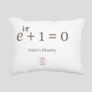 Eulers ID Equation Rectangular Canvas Pillow