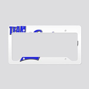 Team Ethan License Plate Holder