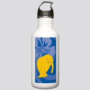 Manatee Itouch2 Case Stainless Water Bottle 1.0L