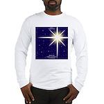 Christmas Star Long Sleeve T-Shirt