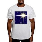 Christmas Star Light T-Shirt