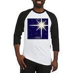 Christmas Star Baseball Jersey