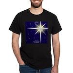 Christmas Star Dark T-Shirt