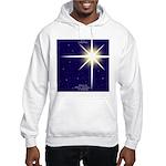 Christmas Star Hooded Sweatshirt