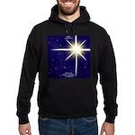 Christmas Star Hoodie (dark)