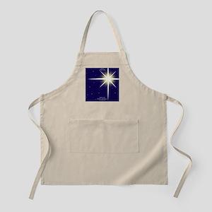Christmas Star Apron