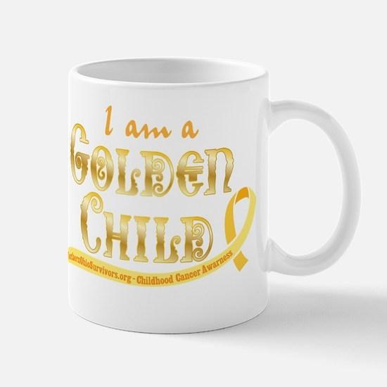 I am a Golden Child Mug