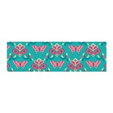 Butterfly_Teal_Large Wall Decal