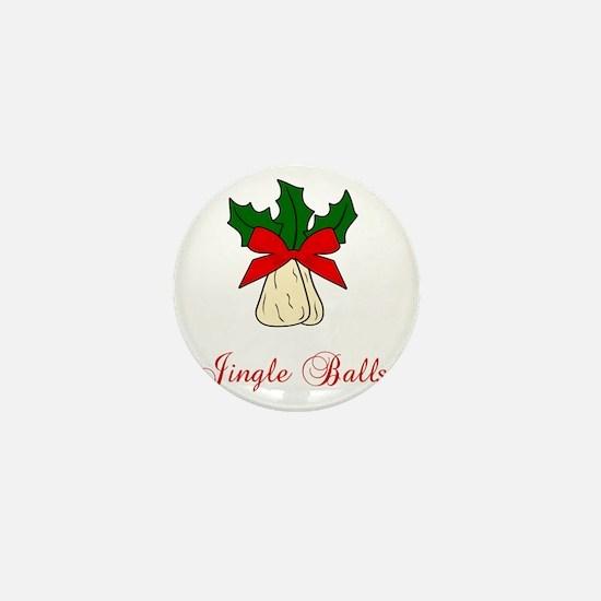 Jingle-Balls Mini Button