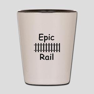Epic Rail Shot Glass