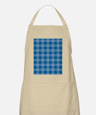 Plaid_Blue1_Large Apron