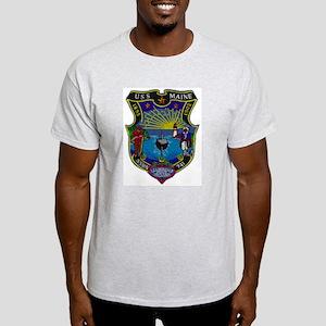 USS MAINE Light T-Shirt
