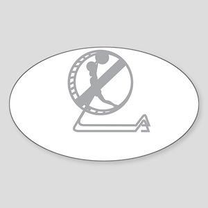 Lab Rats 2012 Sticker (Oval)