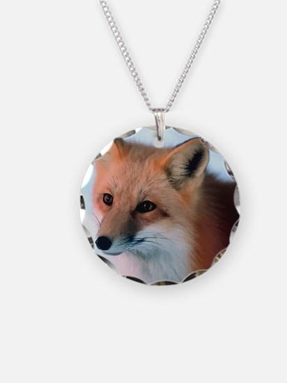 Cute Fox Necklace