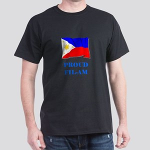 Proud Fil-Am #2 Gifts Dark T-Shirt