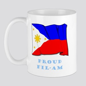 Proud Fil-Am #2 Gifts Mug