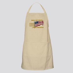 USA - Shall Not Perish Apron