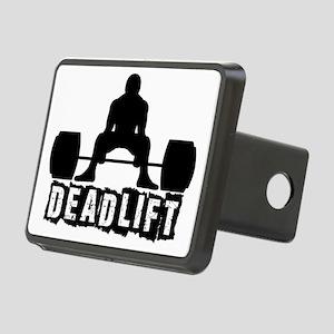 Deadlift Black Rectangular Hitch Cover