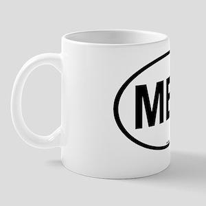 OvalMexico Mug