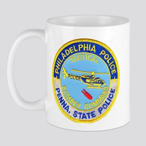 Pennsylvania Police Bomber Mug